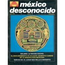 México Desconocido # 112 06 86 · La Nación Huichol
