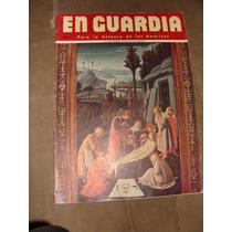 Revista Antigua 1941, Revista En Guardia , Segunda Guerra M