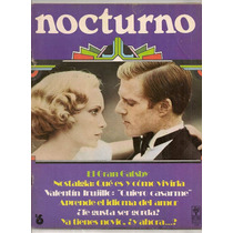 Revista Nocturno El Gran Gatsby 1974