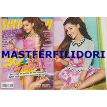 Ariana Grande Revista Seventeen En Español Noviembre 2013