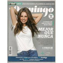 Revista Domingo Reportaje Gigante Thalía 2013