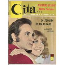 Fotono Cita Ricardo Blume Aliciaencinas Mauricio Garcés 1972