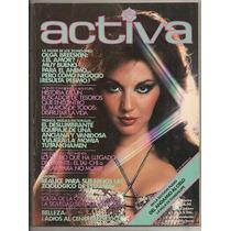 Revista Activa Olga Breeskin 1977