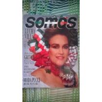 Lucha Villa. En Revista Somos. # 12 (año-1990) $70.00