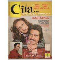 Fotonovela Cita Merle Uribe Luis Uribe + Póster 1976