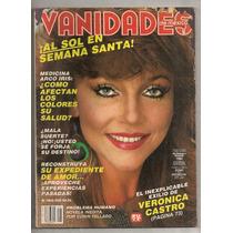 Verónica Castro Revista Vanidades 1984