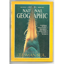 Revista National Geographic (inglés) Enero 1997