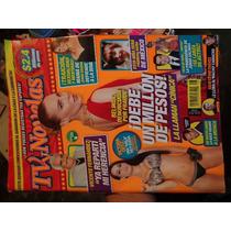 Revista Tv Y Novelas Portada De Belinda De Coleccion