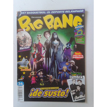 Revista Big Bang 34 El Cadaver De La Novia - Green Day