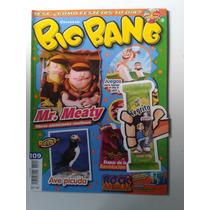 Revista Big Bang 109 Mr Meaty