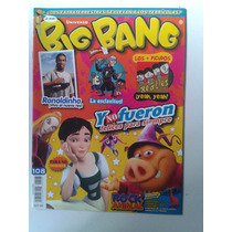 Revista Big Bang 108 Ronaldinho - The Beatles - Y No Fueron