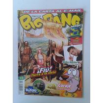 Revista Big Bang 33 Coraje El Perro Cobarde Ricky Martin