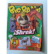 Revista Big Bang 116 Shrek Tutankamon