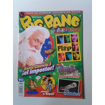 Revista Big Bang 90 Santa Clausula 3 El Impostor