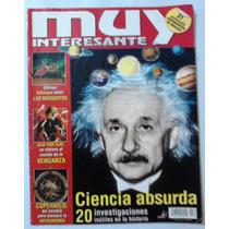 Revista Muy Interesante Ciencia Absurda