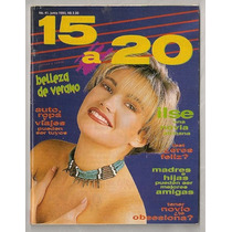 Flans Ilse Revista 15 A 20 De 1993