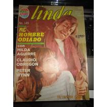 Hilda Aguirre En Fotonovela Linda No. 149, Claudio Obregon