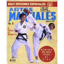 Artes Marciales Y Cinta Negra, Revistas Macc Ediciones E.