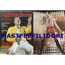 Queen Freddie Mercury Revista Rolling Stone Mexico 2014