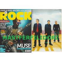 Muse Revista Española This Rock De Junio 2013