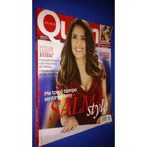 Revista Quién Salma Hayek