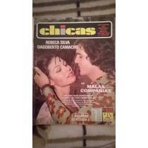 Rebeca Silva Y Dagoberto Camacho En:fotonovela: Chicas(1974)