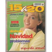 Andrea Legarreta Revista 15 A 20 De 1996