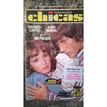 Fotonovela Chicas Alma Muriel, Ricardo Cortes Año 1977