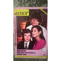 Fotonovela Novelas De Amor Cesar Costa, Patricia Rivera