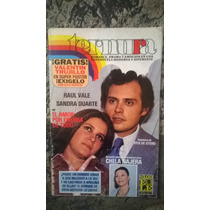Foto Novela Ternura Raúl Vale, Sandra Duarte Año 1977