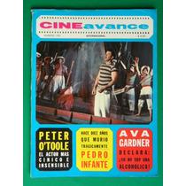1967 Pedro Infante Revista Cine Avance Maria Felix M. Conesa