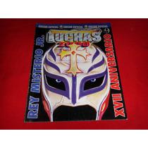 Lucha Libre - Rey Misterio Jr Luchas 2000 Especial