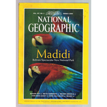 Revista National Geographic (inglés) Marzo 2000