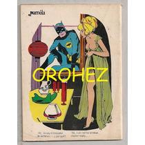 Batman En Revista Mexicana De Humor Los Parisinos 1967