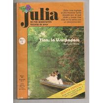 Revista Novela Romántica Julia # 1 De 1980