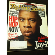 John Lennon The Beatles Jay-z Revista Rolling Stone