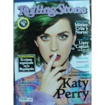 Revista Rolling Stone, Katy Perry. En Español, Musica