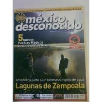 Revista México Desconocido. Lagunas De Zempoala.