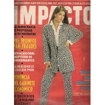 Daniela Romo En Revista Gigante Impacto De 1985
