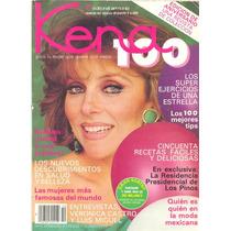 Revista Kena Num 100 Especial Con Veronica Castro