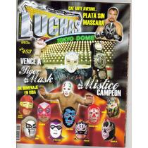 Revista Luchas El Deporte Del Espectaculo # 483 $50.00