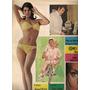 Raquel Welch Lote De 4 Revistas El Sol De 1968-69