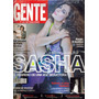 Revista Gente Presente En Portada A. Sasha Sockol $85.00