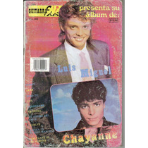 Luis Miguel Y Chayanne,en: Album De Guitarra Facil $70.00