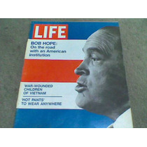 Revista Life En Ingles Bob Hope