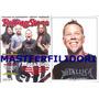 Metallica Revista Rolling Stone Mexico De Junio 2012