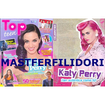 Katy Perry Revista Top Teen De Agosto 2012