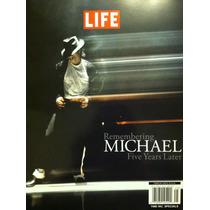 Michael Jackson Revista Life Usa