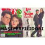 Eduardo Capetillo & Alix Revista Eres 1991 Thalia Timbiriche