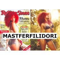 Rihanna Revista Rolling Stone Mexico De Mayo 2011